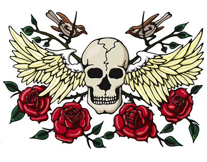 Death makes angels of us all