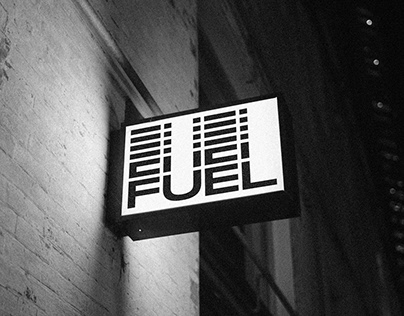 Fuel Bar – Visual Identity.