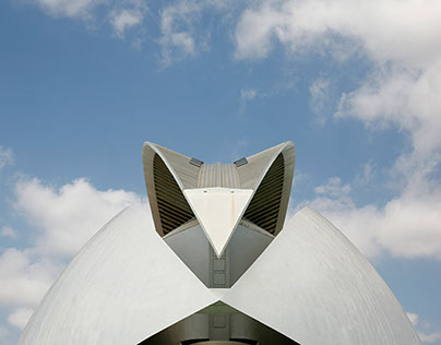 City of Arts and Sciences-Santiago Calatrava