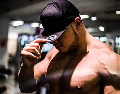 YANNIC DAMMASCHK x Bodybuilding