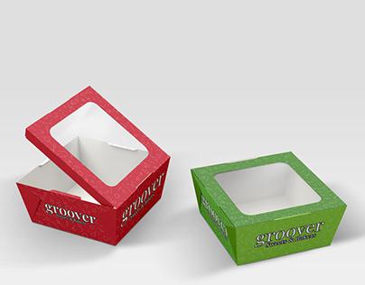 Custom Donut Boxe