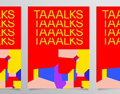 TAAALKS: Branding, Animation, Web