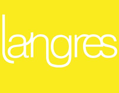Identité visuelle de la ville de Langres