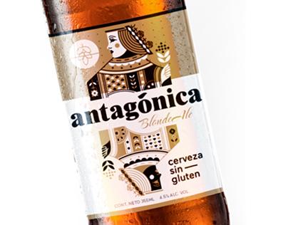 Antagónica_Gluten free beer