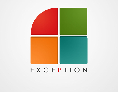 Exception business logo