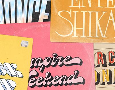 Vinyl Samples