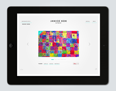 Janice Kok — MA Fine Art