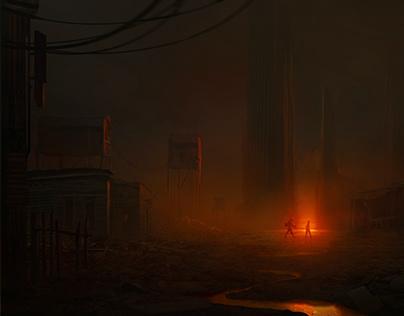 Village of survivors