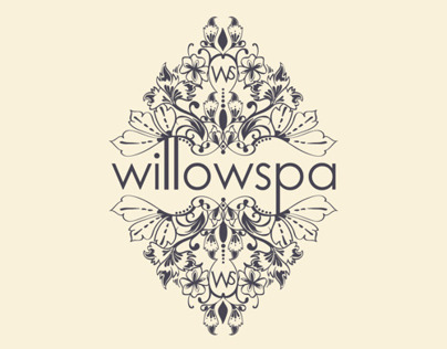 Willow Spa Identity & Brochure Design