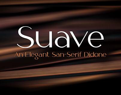 SUAVE / Free Font