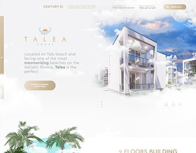 TALEA COAST WEBSITE