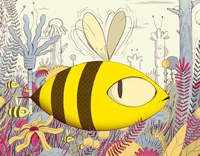 """Big Bee Dream"""