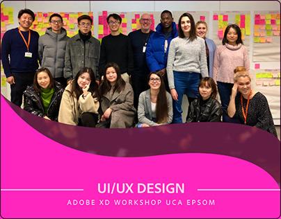 Design Thinking Workshop UCA Epsom