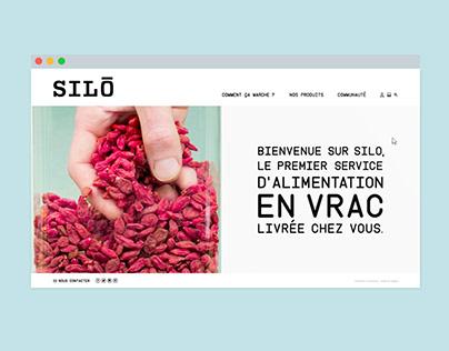 SILO - Visual Identity