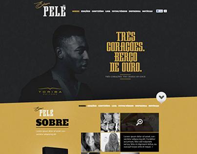 Edison Pelé - Editora Toriba