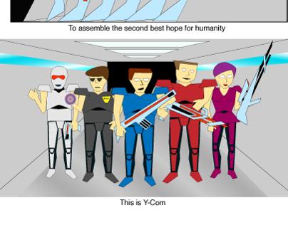 Ycom Comics
