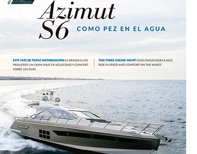 Azimut S6