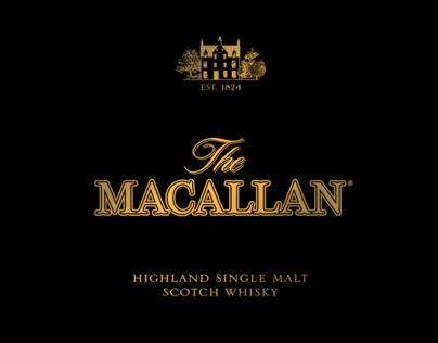 The Macallan interactive bar
