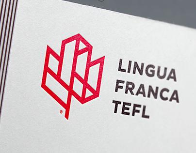 Lingua Franca TEFL - Branding