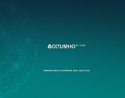 Bonusho - Seal of Approval 2018