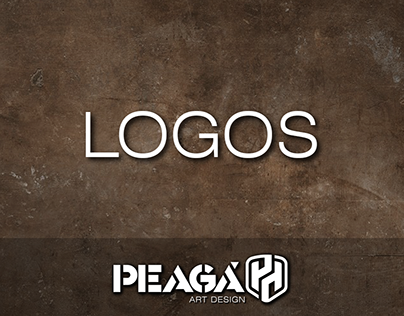 PEAGÁ ART DESIGN • LOGOS