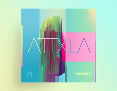 ATTXLA . Single Artwork