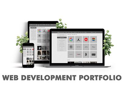 DSPTCH - Website Development Portfolio