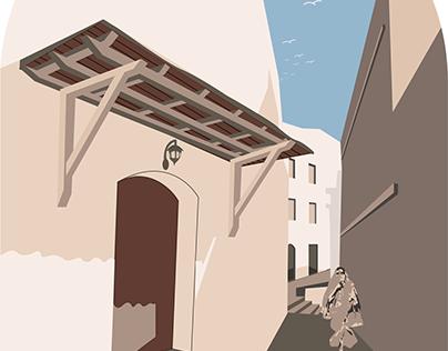 Casbah-Alger X siècle