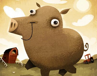 Dancy Piggy