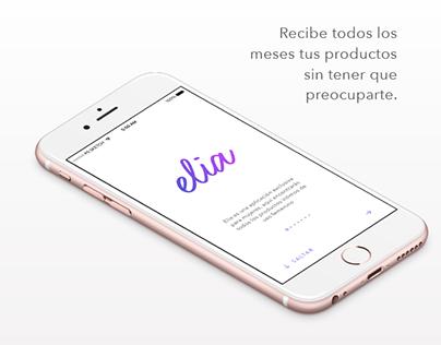 Previews elia app