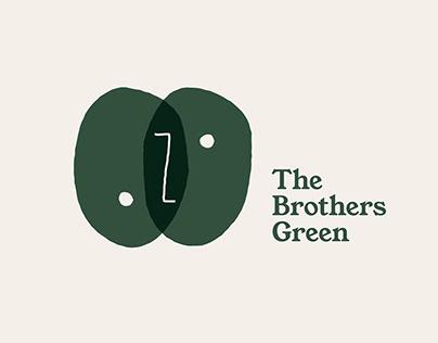 The Brothers Green | Brand Development