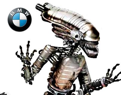 BMW / MIMS Automechanika Moscow 2015 / Russia