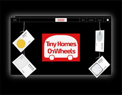 Tiny homes on wheels | UX