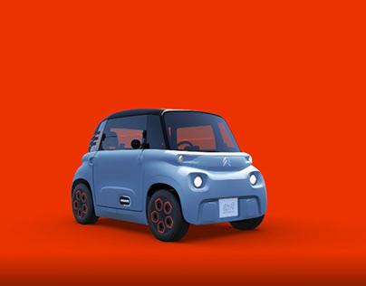 """""""Citroën Mon AMI"""" by J.Kadouri"""