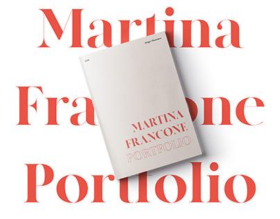 Martina Francone - Portfolio