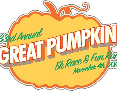 2017 Pumpkin Run Shirt Design