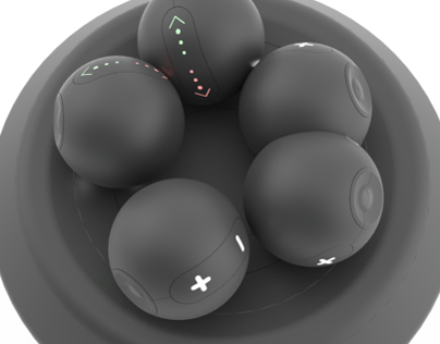 BallCtrl: Remote Control Ball