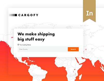 Cargofy Web & Mobile App