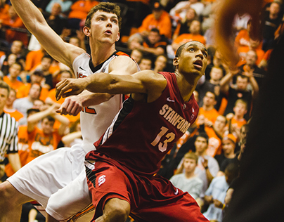 OSU Basketball Vs Stanford