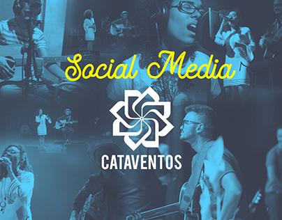 Social Media - Banda CataVentos