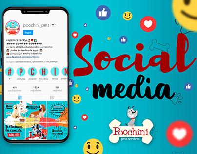 Social Media - Tienda de alimento para perros y gatos