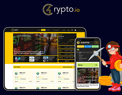 Cryptocurrency & ICO