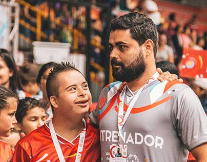 Olimpiadas Especiales Alajuela 2017