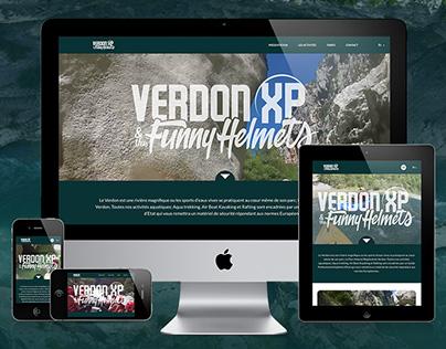 Verdon XP & the Funny Helmets