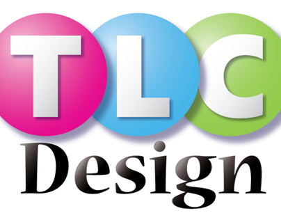 TLC Design New Logo & Re-Branding