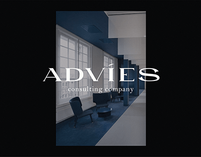 Advies Corporate identity for consuiting company