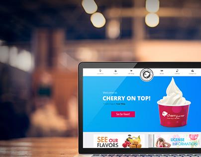 Cherry On Top Website