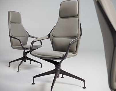 Cozy office chairs