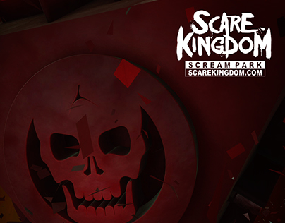 Scare Kingdom Scream Park - Trailer Halloween 2016