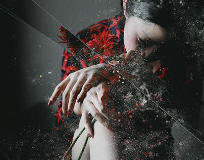 馥郁  redolent of flowers